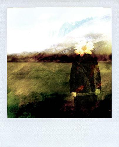 Julien Pacaud :: Polaroids qui n'ont jamais existé #1