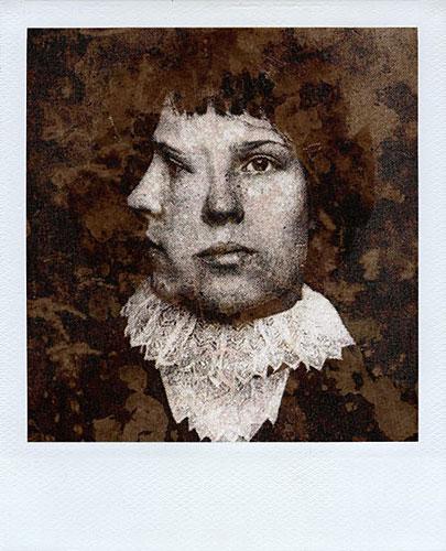 Julien Pacaud :: Polaroids qui n'ont jamais existé #2