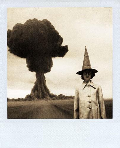 Julien Pacaud :: Polaroids qui n'ont jamais existé #6