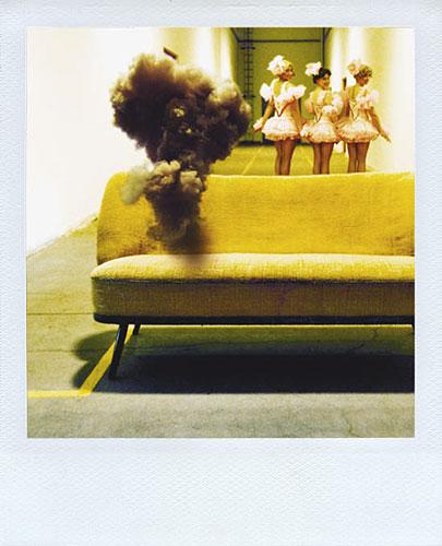 Julien Pacaud :: Polaroids qui n'ont jamais existé #8