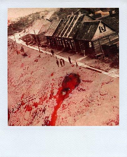 Julien Pacaud :: Polaroids qui n'ont jamais existé #9