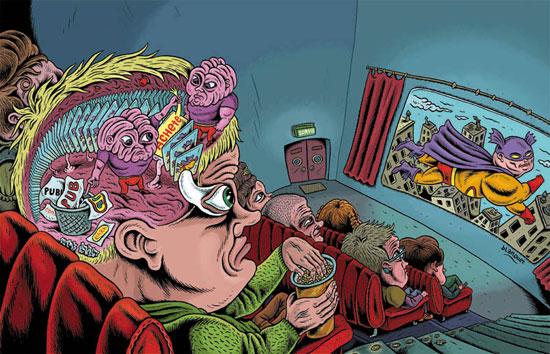 Stéphane Blanquet :: Illustrations #1