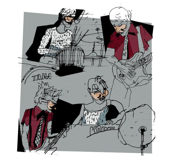 Benoît Guillaume :: Musique #7
