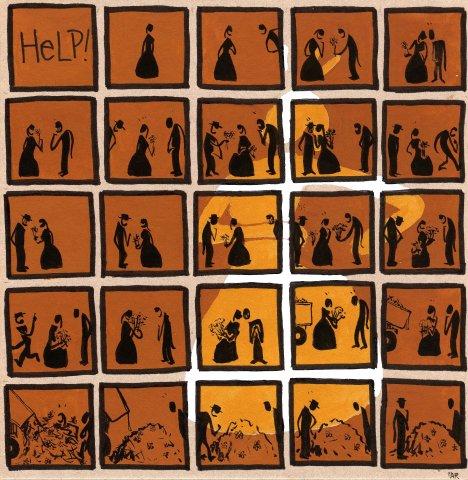 Ibn Al Rabin :: Kiss me, kiss me, kiss me & Help! #2