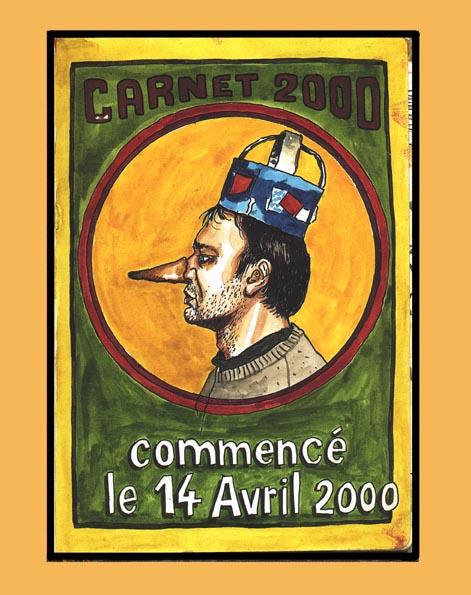 Lolmède :: Carnet 2000 #1