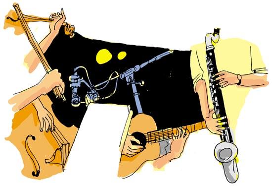Lolmède :: Portraits in jazz #3