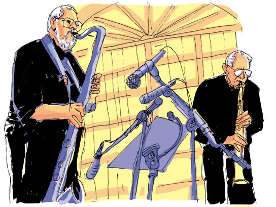 Lolmède :: Portraits in jazz #7