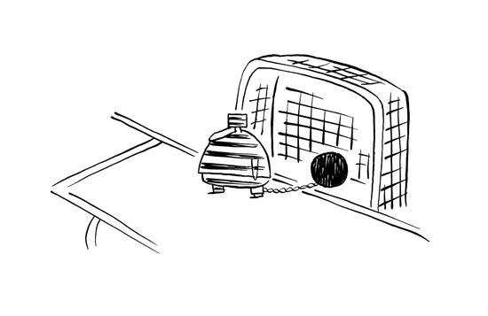 mahler :: Jailfunnies #5
