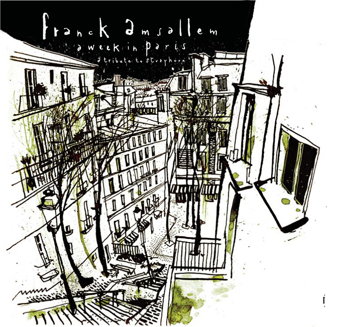 Jérémy Soudant :: Illustrations pour CD #4
