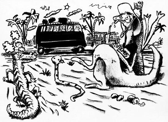 Vincent Vanoli :: CTCL - Dirtbombs en Australie #1