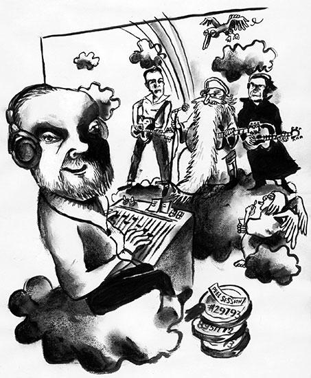 Vincent Vanoli :: Plan B - John Peel #1