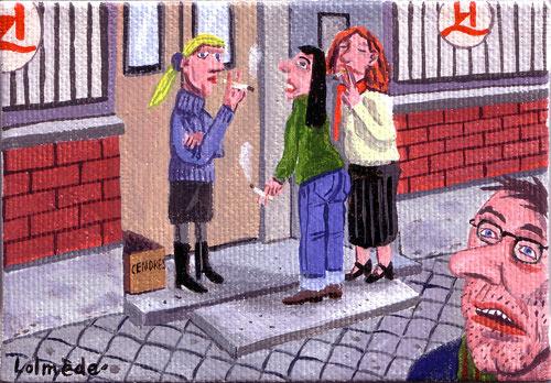 Lolmède :: Peintures du quotidien #11