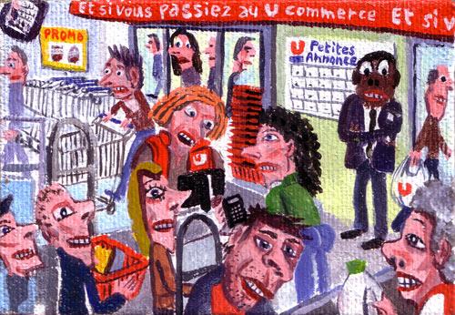 Lolmède :: Peintures du quotidien #14