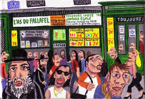 Lolmède :: Peintures du quotidien #2