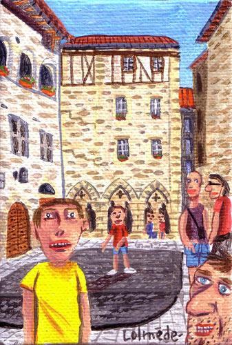 Lolmède :: Peintures du quotidien #6