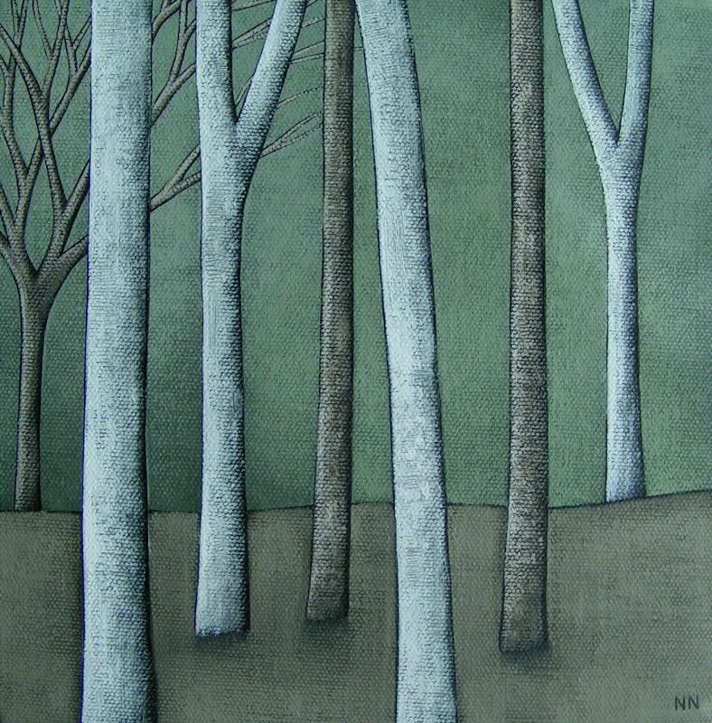 Natasha Newton :: Trees #4