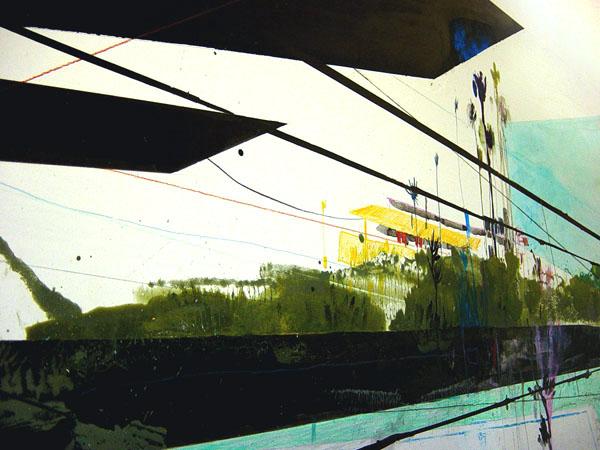 Jérémy Soudant :: Peintures #1