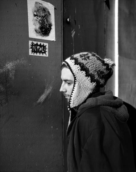Hervé Baudat :: Portraits de musiciens #5
