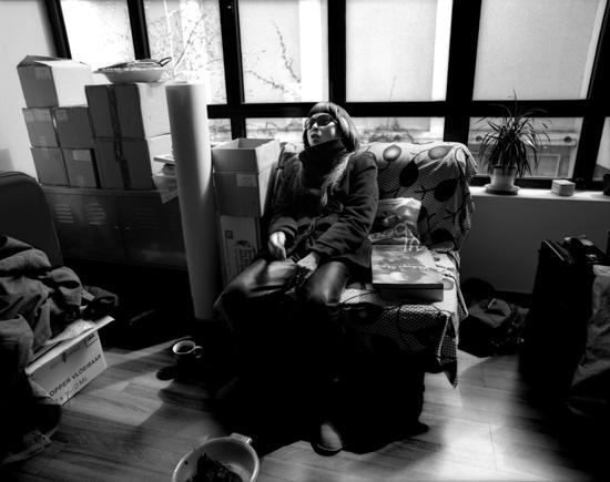 Hervé Baudat :: Portraits de musiciens #8