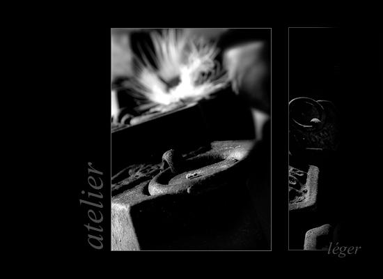 Yvan Galvez :: L'atelier... #1
