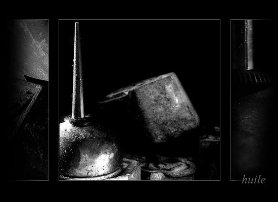 Yvan Galvez :: L'atelier... #5
