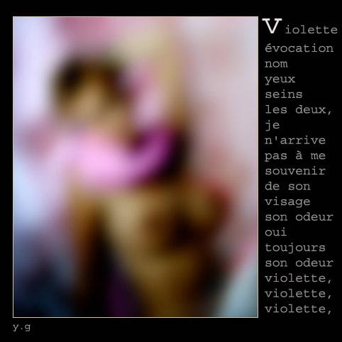 Yvan Galvez :: Non-nettes #8
