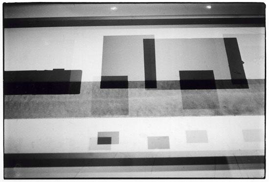 Marc Mameaux :: Au fil des ombres : Cocteau à Pompidou #1