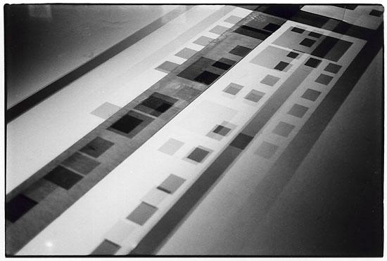 Marc Mameaux :: Au fil des ombres : Cocteau à Pompidou #3