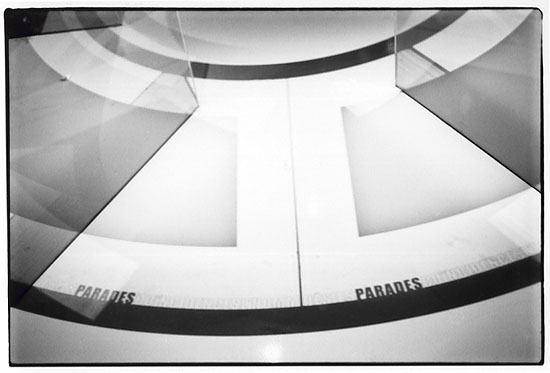 Marc Mameaux :: Au fil des ombres : Cocteau à Pompidou #5