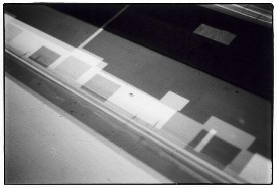 Marc Mameaux :: Au fil des ombres : Cocteau à Pompidou #8