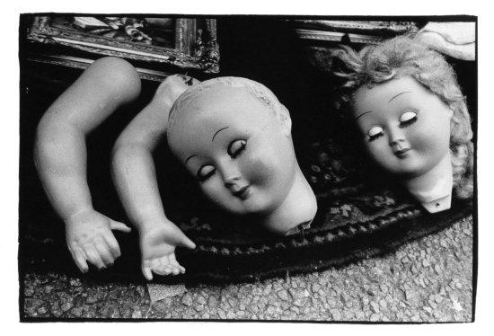 Laurent Orseau :: Dolls #8
