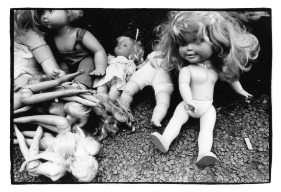 Laurent Orseau :: Dolls #9