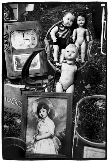 Laurent Orseau :: Dolls 2003 #1