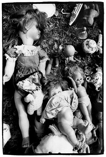 Laurent Orseau :: Dolls 2003 #5