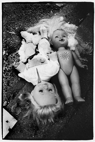 Laurent Orseau :: Dolls 2003 #6