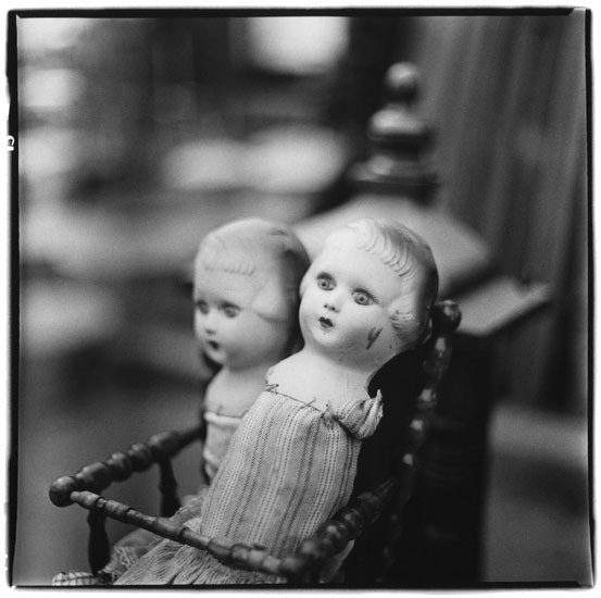 Laurent Orseau :: Square Dolls #5
