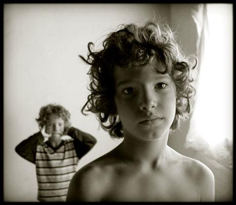 Pascal Renoux :: Deux frères #1