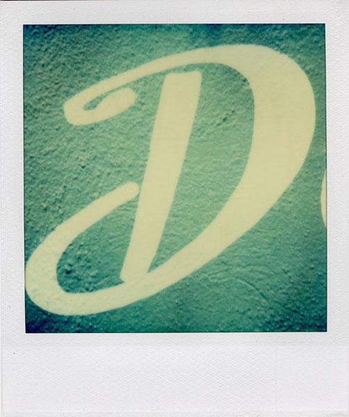 Ann Texter :: I Love Polaroid #12