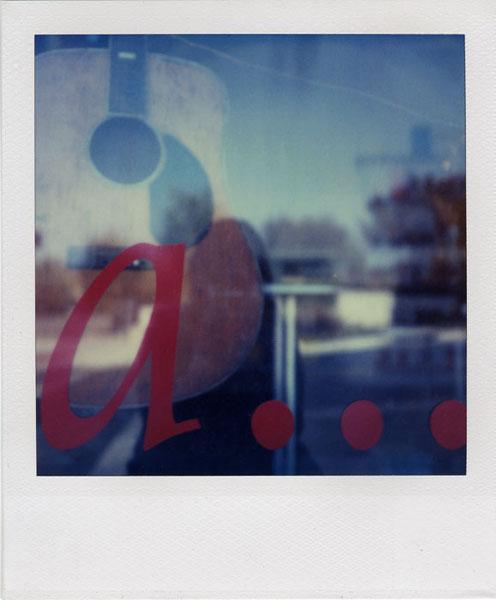 Ann Texter :: I Love Polaroid #8