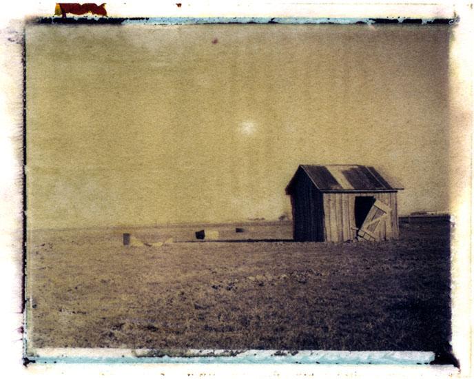 Ann Texter :: Polaroid transfers #2