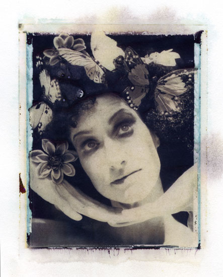 Ann Texter :: Polaroid transfers #3