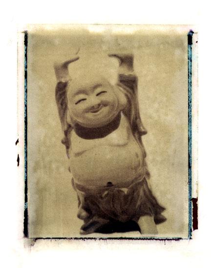Ann Texter :: Polaroid transfers #4