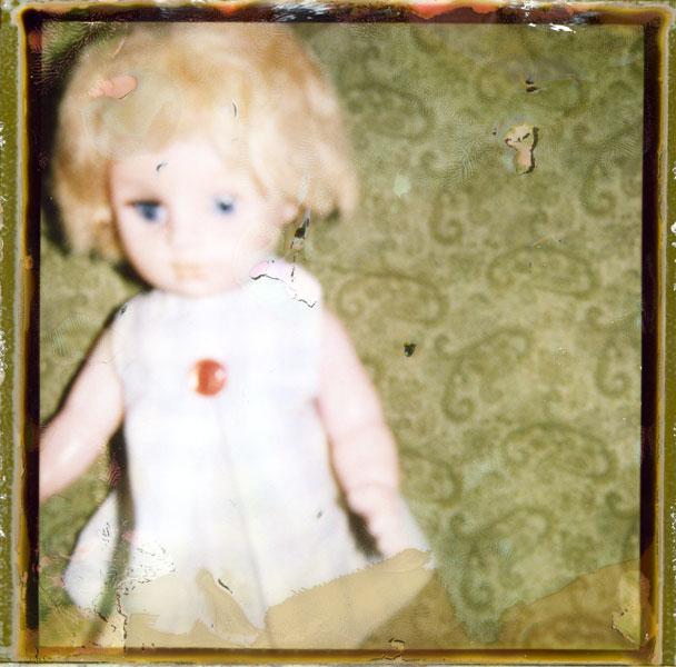 Ann Texter :: Polaroids #5