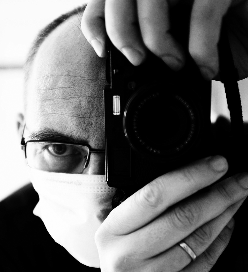 Selfportrait by Laurent Orseau #25