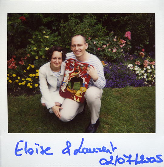 Wedding Polaroids by Laurent Orseau #26