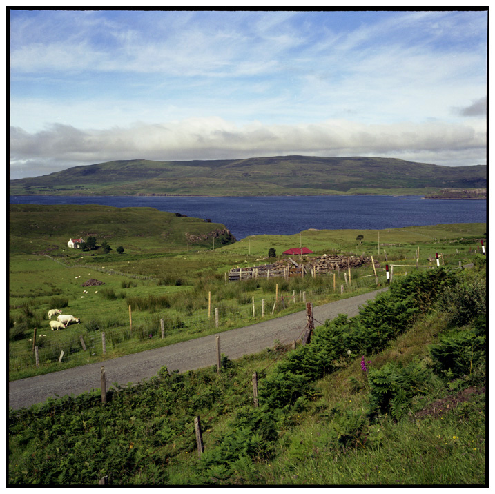 Isle of Skye, Scotland by Laurent Orseau #28