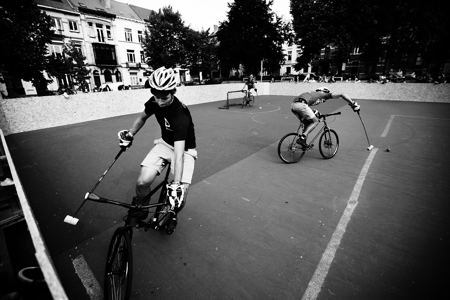 Bike Polo by Laurent Orseau #6