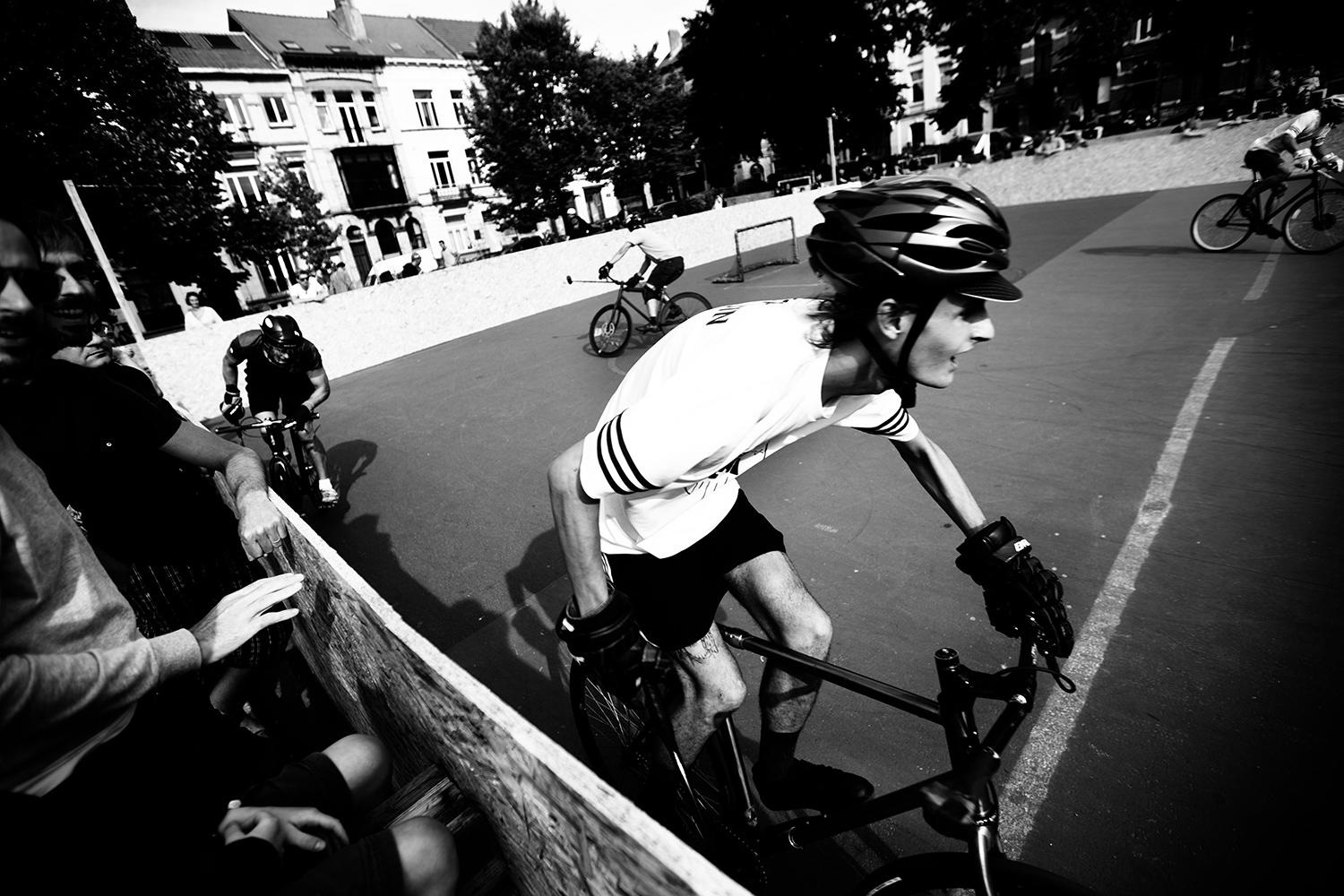 Bike Polo by Laurent Orseau #7