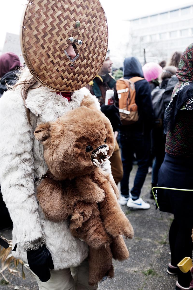 Carnaval sauvage de Bruxelles 2018 by Laurent Orseau #27