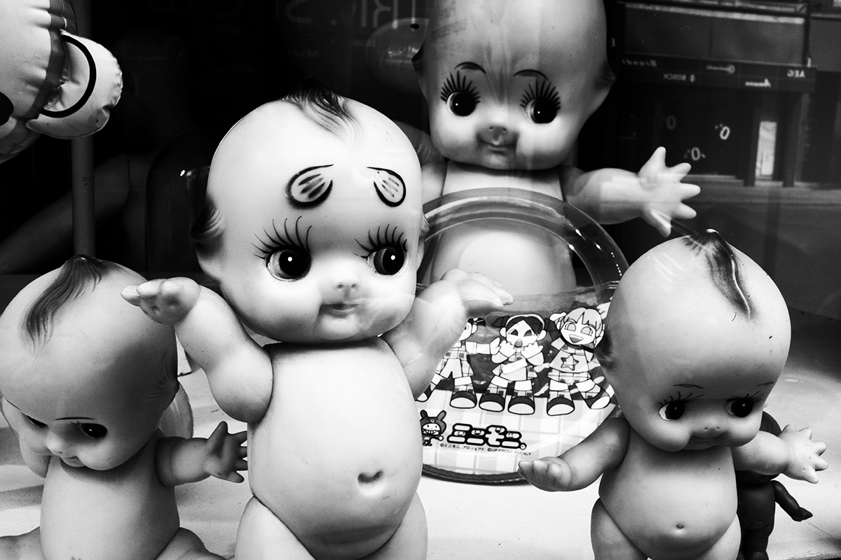 Dolls by Laurent Orseau #62